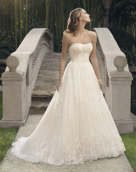 2170 gown from the 2014 Casablanca Bridal collection, as seen on dressfinder.ca