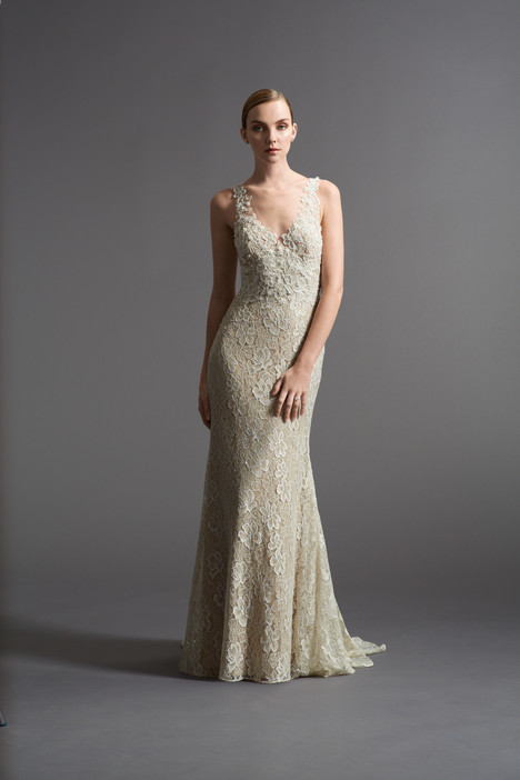 Leandra gown from the 2014 Watters Brides collection, as seen on dressfinder.ca