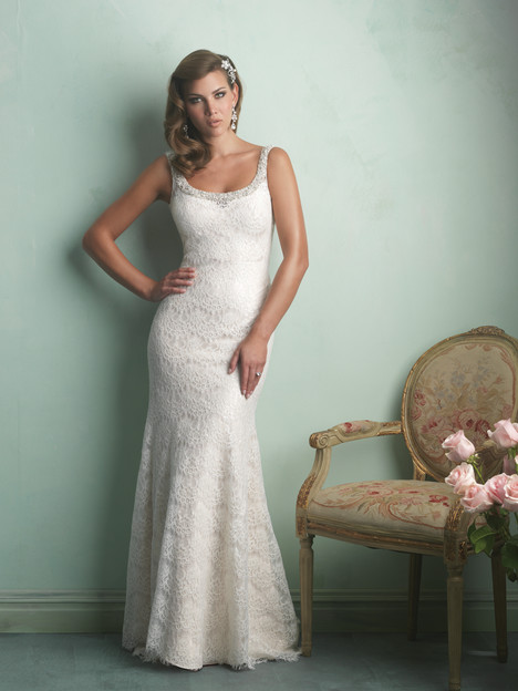 gown from the 2014 Allure Bridals collection, as seen on dressfinder.ca