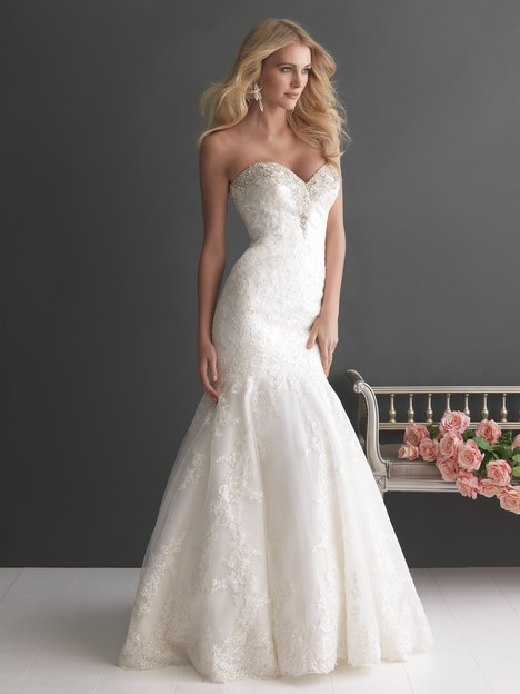 2667 gown from the 2013 Allure Romance collection, as seen on dressfinder.ca