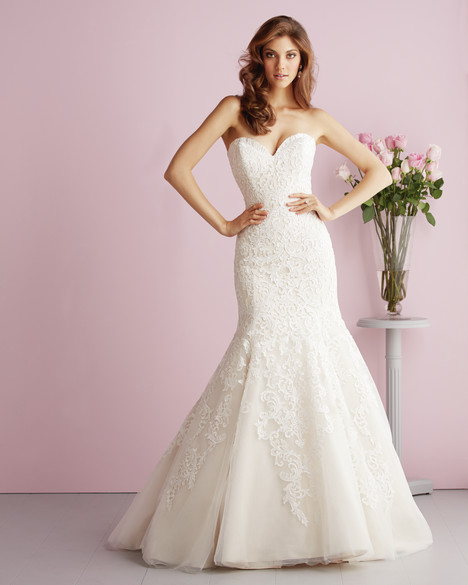 2709 gown from the 2014 Allure Romance collection, as seen on dressfinder.ca