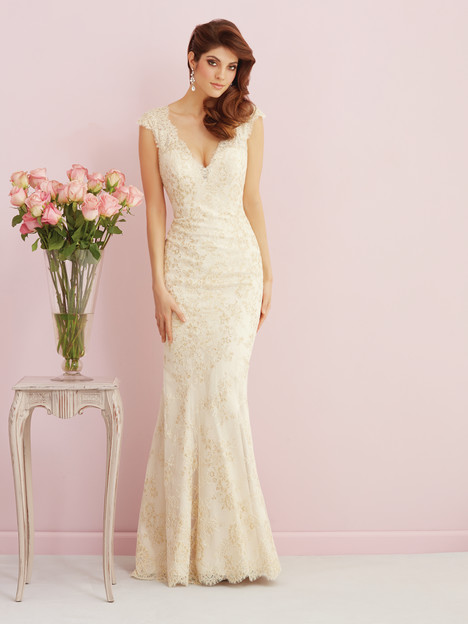 2758 gown from the 2014 Allure Romance collection, as seen on dressfinder.ca