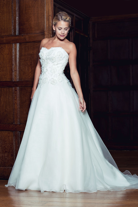 Cynthia gown from the 2014 Augusta Jones collection, as seen on dressfinder.ca