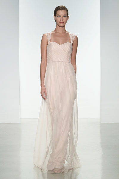 G867 gown from the 2015 Amsale : Bridesmaids collection, as seen on dressfinder.ca