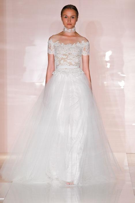 Charlotte Wedding Dress By Reem Acra Dressfinder