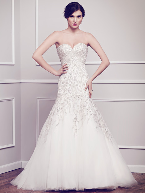 1571 gown from the 2015 Kenneth Winston collection, as seen on dressfinder.ca