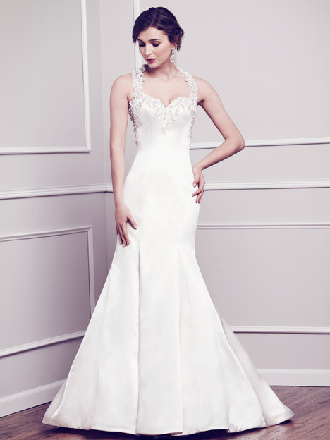 1586 gown from the 2015 Kenneth Winston collection, as seen on dressfinder.ca