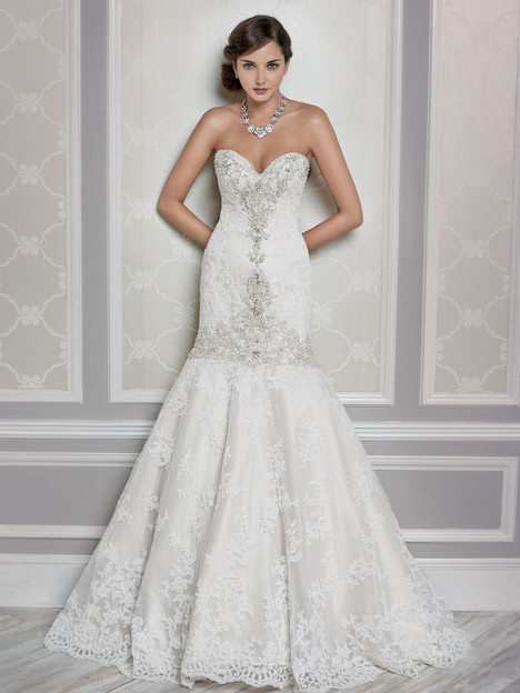 1610 gown from the 2015 Kenneth Winston collection, as seen on dressfinder.ca