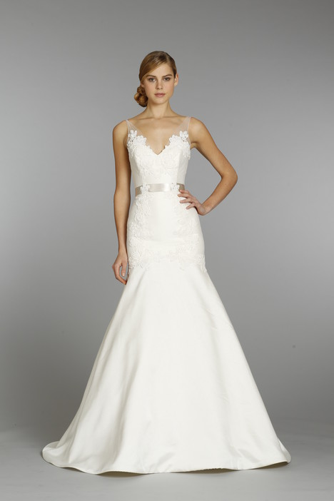 #2352 gown from the 2013 Tara Keely by Lazaro collection, as seen on dressfinder.ca