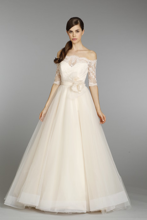 #2358 gown from the 2013 Tara Keely by Lazaro collection, as seen on dressfinder.ca