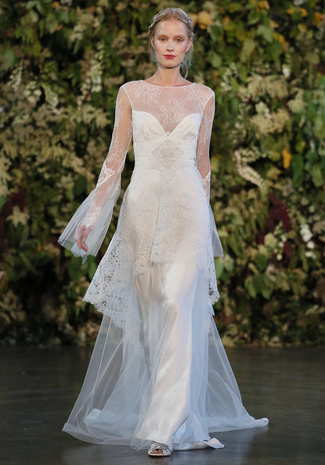 Angelica gown from the 2015 Claire Pettibone : Romantique collection, as seen on dressfinder.ca
