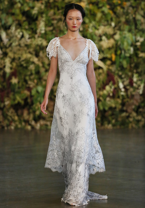 Basilica gown from the 2015 Claire Pettibone : Romantique collection, as seen on dressfinder.ca