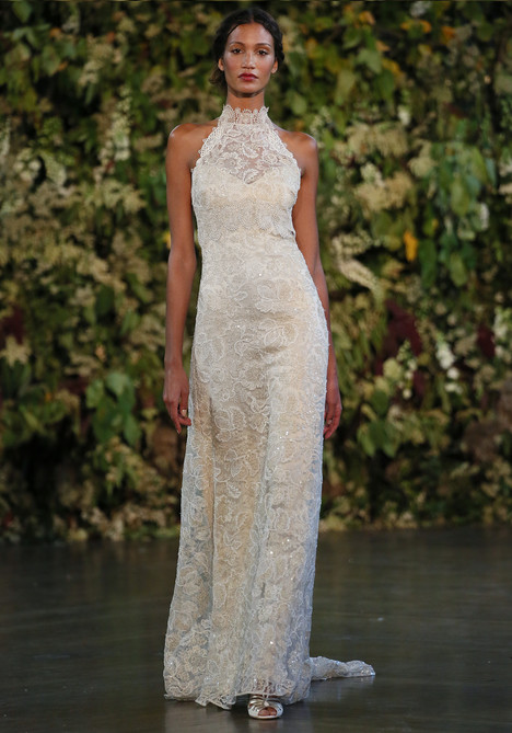 Celestine gown from the 2015 Claire Pettibone : Romantique collection, as seen on dressfinder.ca