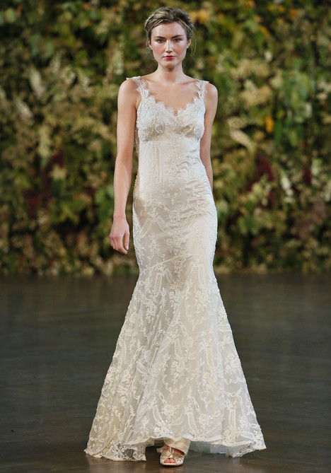Elizabeth gown from the 2015 Claire Pettibone : Romantique collection, as seen on dressfinder.ca