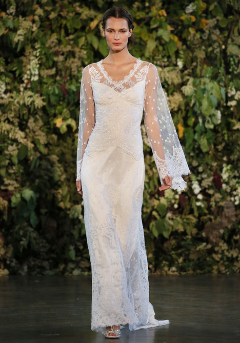 Emanuel gown from the 2015 Claire Pettibone: Romantique collection, as seen on dressfinder.ca