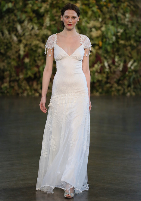 Eternity gown from the 2015 Claire Pettibone : Romantique collection, as seen on dressfinder.ca