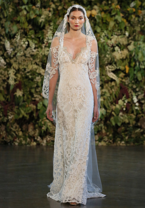 Faith gown from the 2015 Claire Pettibone : Romantique collection, as seen on dressfinder.ca