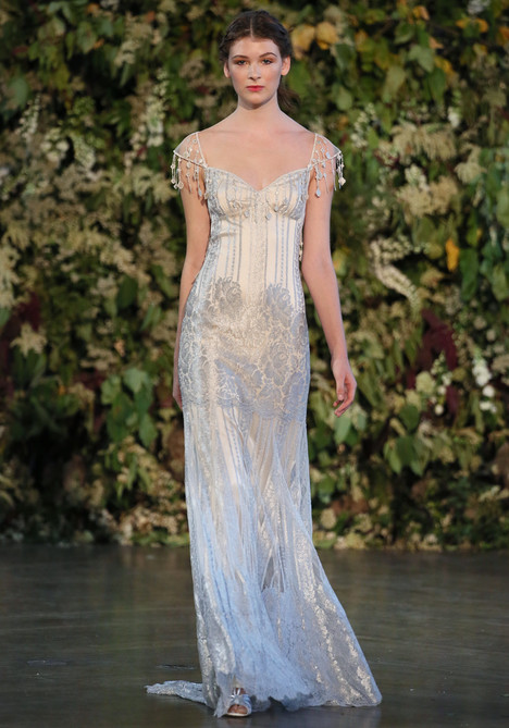 Florence gown from the 2015 Claire Pettibone: Romantique collection, as seen on dressfinder.ca
