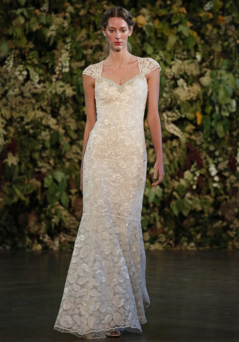 Gabrielle gown from the 2015 Claire Pettibone : Romantique collection, as seen on dressfinder.ca