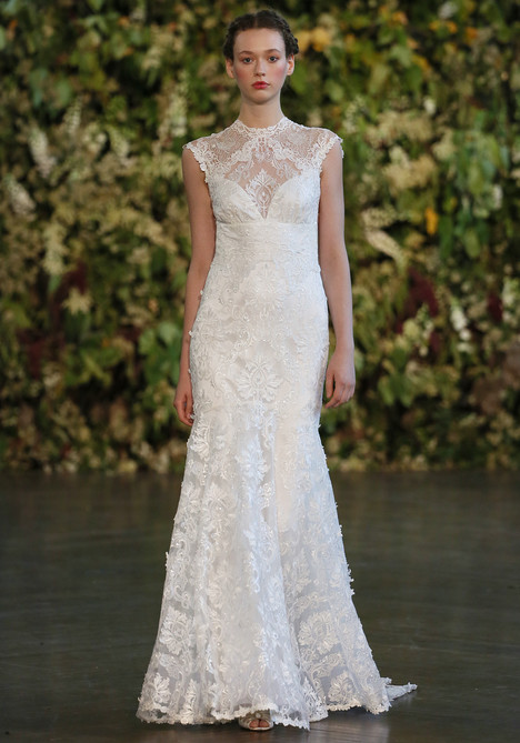 Jophiel gown from the 2015 Claire Pettibone : Romantique collection, as seen on dressfinder.ca