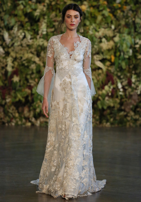 Michaela gown from the 2015 Claire Pettibone : Romantique collection, as seen on dressfinder.ca