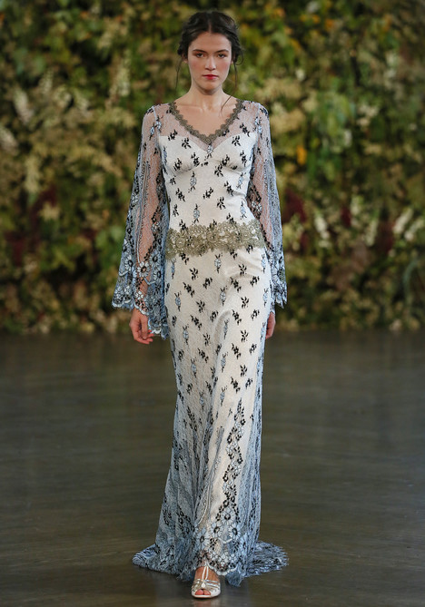 Notredame gown from the 2015 Claire Pettibone : Romantique collection, as seen on dressfinder.ca