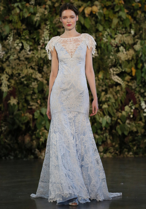 Raphaella gown from the 2015 Claire Pettibone: Romantique collection, as seen on dressfinder.ca