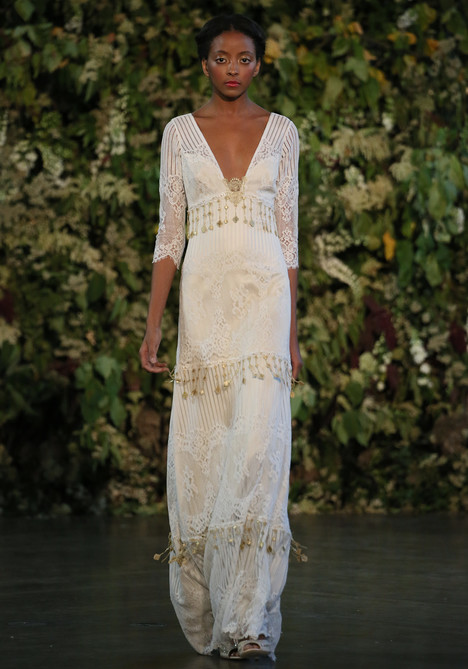 Seville gown from the 2015 Claire Pettibone : Romantique collection, as seen on dressfinder.ca