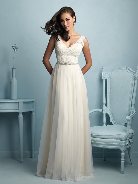 9205 gown from the 2015 Allure Bridals collection, as seen on dressfinder.ca