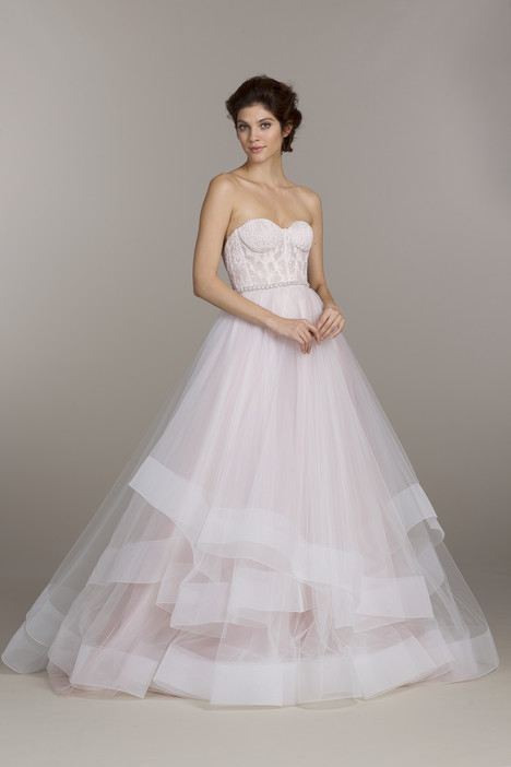#2510 gown from the 2015 Tara Keely by Lazaro collection, as seen on dressfinder.ca