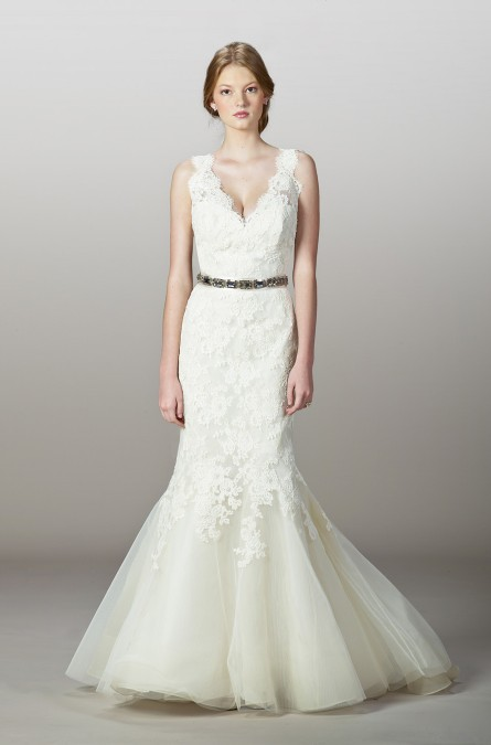 5834 gown from the 2014 Liancarlo collection, as seen on dressfinder.ca