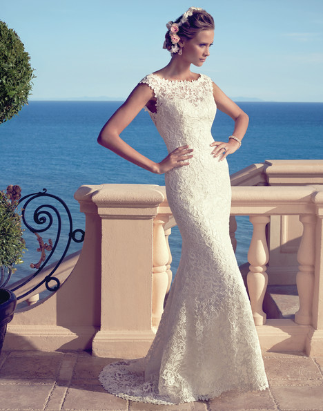 2183 gown from the 2015 Casablanca Bridal collection, as seen on dressfinder.ca