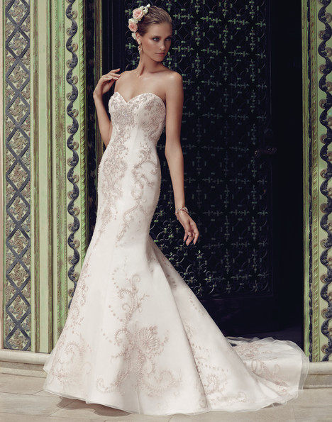 2189 gown from the 2015 Casablanca Bridal collection, as seen on dressfinder.ca