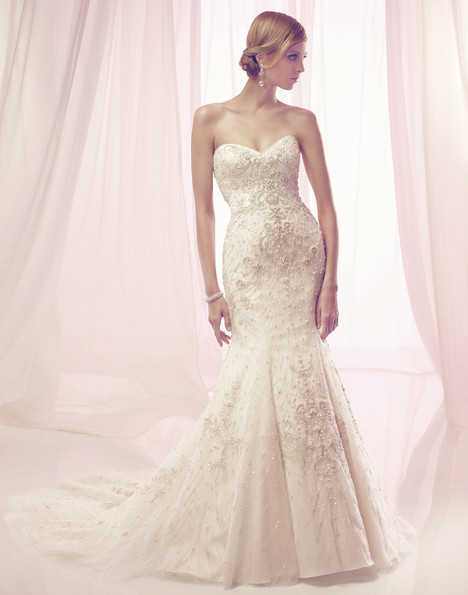 B087 gown from the 2015 Amare collection, as seen on dressfinder.ca