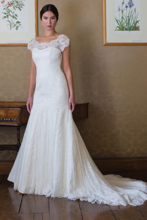 Who Designed Megan S Wedding Dress.Megan Wedding Dress By Augusta Jones Dressfinder
