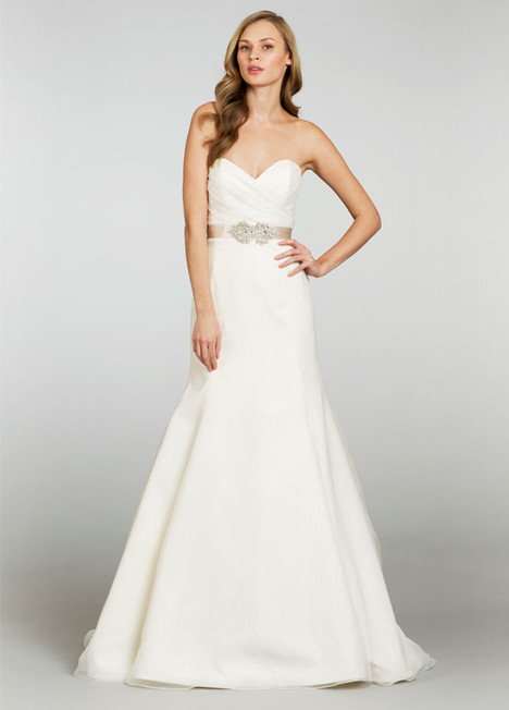 Laila gown from the 2013 Blush by Hayley Paige collection, as seen on dressfinder.ca