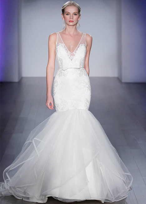 Brooke (#6501) gown from the 2015 Hayley Paige collection, as seen on dressfinder.ca