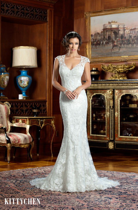 Alia gown from the 2015 KittyChen collection, as seen on dressfinder.ca