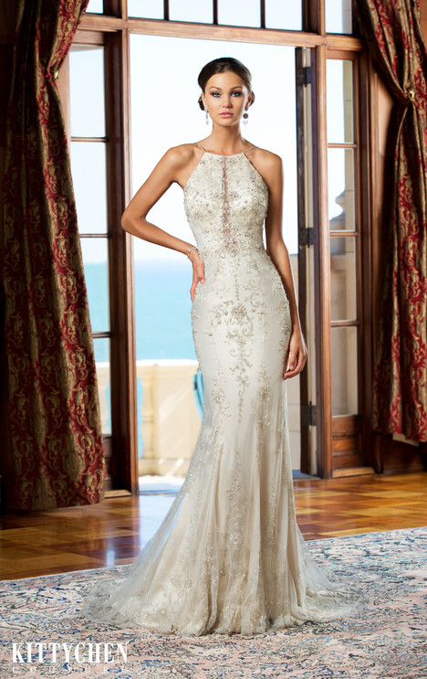 Cher gown from the 2015 KittyChen Couture collection, as seen on dressfinder.ca