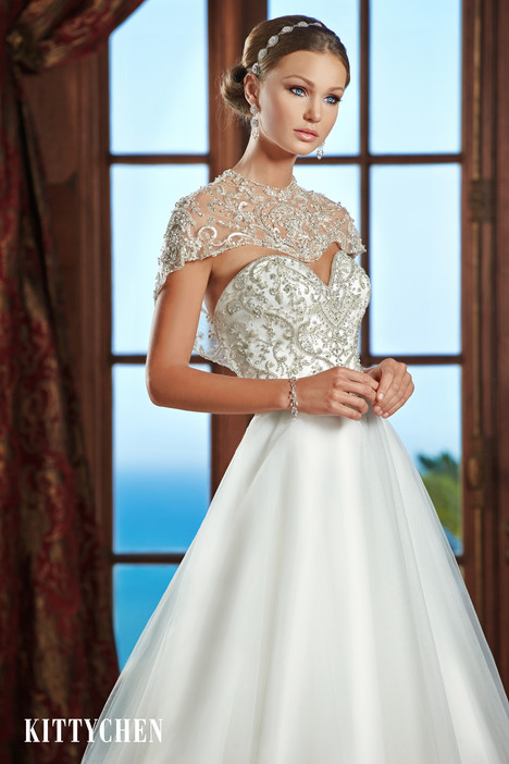 Grace Kelly (2) gown from the 2015 KittyChen collection, as seen on dressfinder.ca