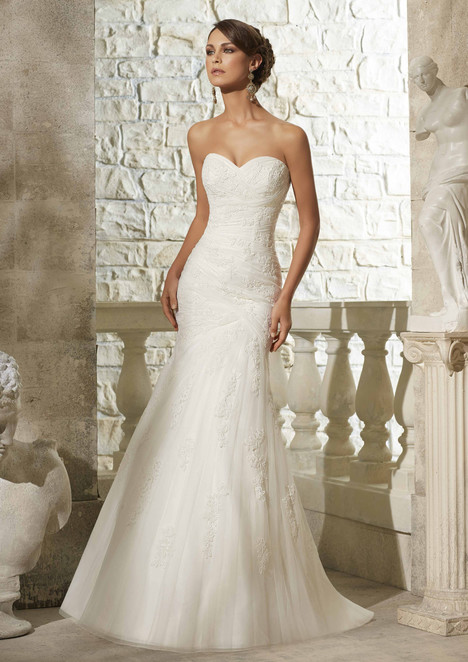 5309 gown from the 2015 Mori Lee: Blu collection, as seen on dressfinder.ca