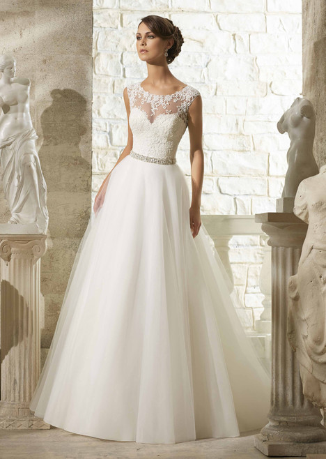 5315 gown from the 2015 Mori Lee: Blu collection, as seen on dressfinder.ca