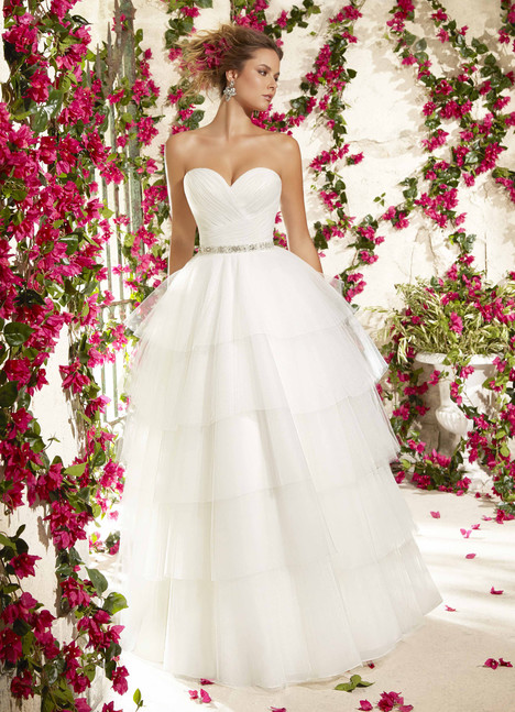 gown from the 2015 Morilee Voyagé collection, as seen on dressfinder.ca