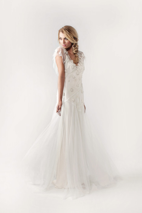 Fleur gown from the 2015 Sarah Janks collection, as seen on dressfinder.ca