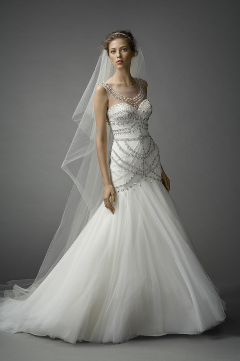 Isa gown from the 2015 Watters Brides collection, as seen on dressfinder.ca