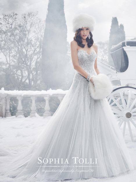 Dannie gown from the 2015 Sophia Tolli collection, as seen on dressfinder.ca
