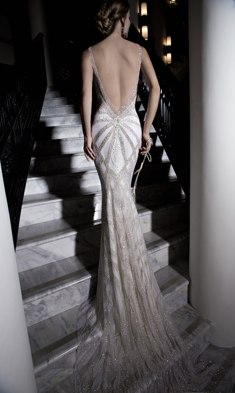 Backless Wedding Dresses Haute Couture