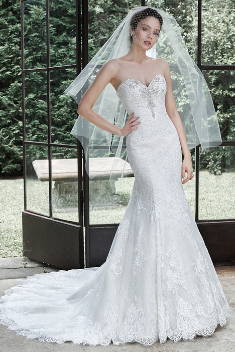 Amarosa gown from the 2015 Maggie Sottero collection, as seen on dressfinder.ca