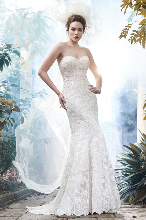 Fredricka gown from the 2015 Maggie Sottero collection, as seen on dressfinder.ca