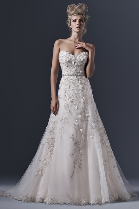 Elita gown from the 2015 Sottero and Midgley collection, as seen on dressfinder.ca
